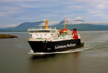 Ferry Ullapool - Stornoway