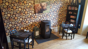Vegetarian Bed and Breakfast Highlands of Scotland NC500