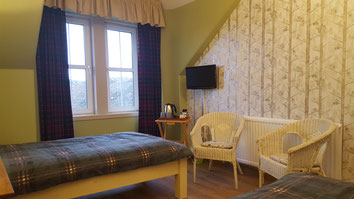 Amethyst Room Bed and Breakfast Highlands of Scotland NC500