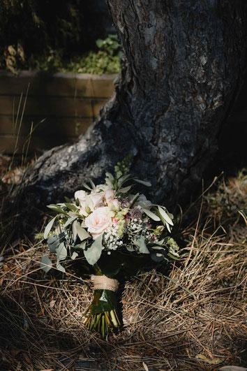 Brautstrauß von Gänseblümchen Berlin