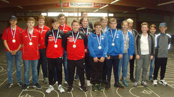 Sieger U16