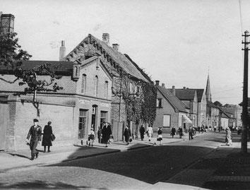 Geschäftshaus, Poststraße, Carl Maaß GmbH