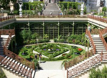Orangerie am Schloss