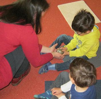 Märchenerzählerin mit Harfe, Sterntaler-Harfe, Michaela Brinkmeier, Kinder und Erwachsene, Seniorenbetreuung und Kinderbetreuung