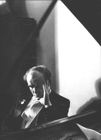 Контрапункты Святослава Рихтера. АиФ Европа, фото из архива Idéale Audience