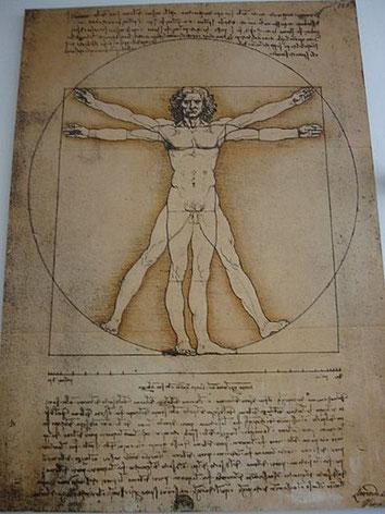 Oeuvre du Musée des sciences & technologies Léonard de Vinci de Milan - Galerie Léonard de Vinci - Italie