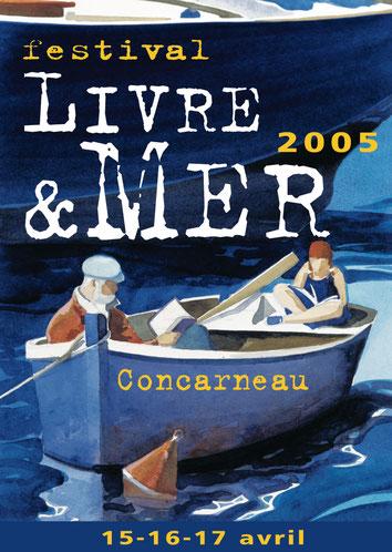 © Bruno Blouc'h / Livre & Mer 2005