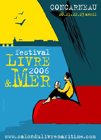 © Arnaud Chauvel / Livre & Mer 2006