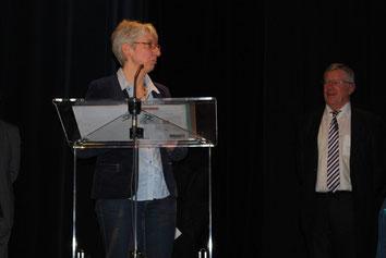Sonia Dourlot, Prix du beau livre maritime 2015 © Livre & Mer 2015
