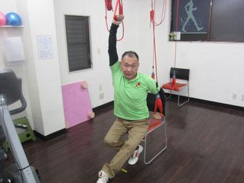 上半身のストレッチ|姿勢改善