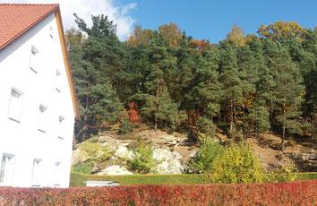 Grafenwöhr: Felsmühle