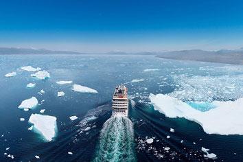 HANSEATIC inspiration Antarktis Kreuzfahrt deutschsprachig