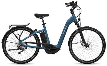 E-Bike FLYER Gotour5 Tiefeinstieg jeansblau