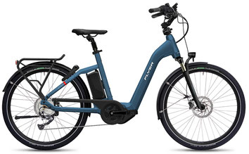 E-Bike FLYER Gotour4 jeansblau
