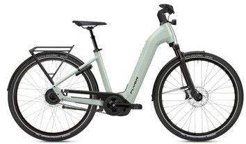 E-Bike FLYER Gotour6 Tiefeinstieg weiss