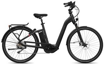 E-Bike FLYER Gotour5 Tiefeinstieg schwarz