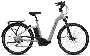 E-Bike FLYER Gotour5 Tiefeinsteieg silber