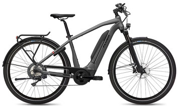 E-Bike FLYER Upstreet5 Herren anthrazit