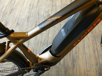 E-Bike FLYER Akku SIB