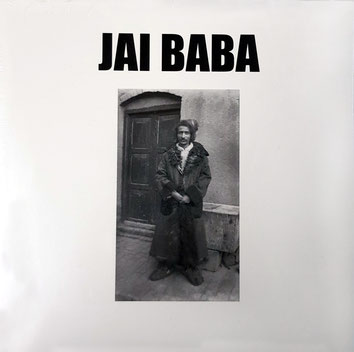 """Jai Baba""  - front cover"