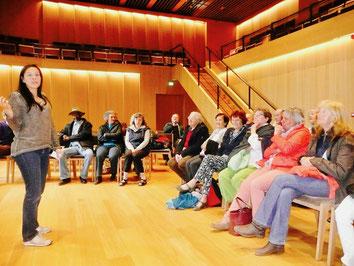 Bénédicte Bruynseels nous relate l'historique de la Chapelle Musicale