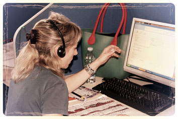 operatore di telemarketing