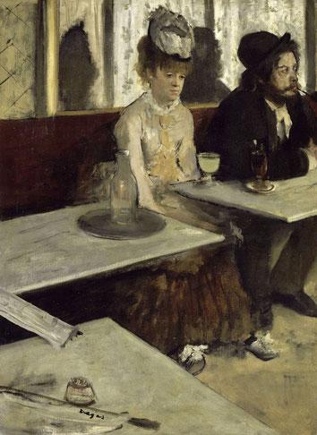 "Edgard Degas, ""L'assenzio"" (1875-1876)"