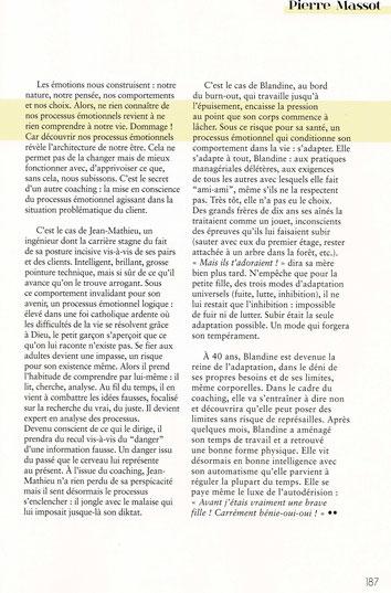 """Revue """"Chemins"""" du 16 décembre 2020 - Page 187"""