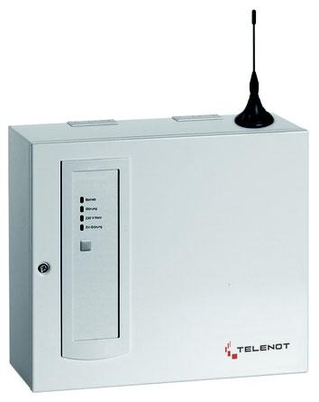 Telenot comxline 3516-2(GSM) im Gehäusetyp S8 presented by SafeTech