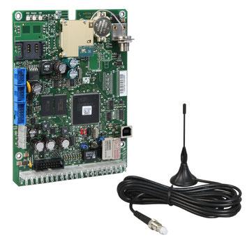 Telenot comxline 1104(GSM) Einbausatz Platine  presented by SafeTech
