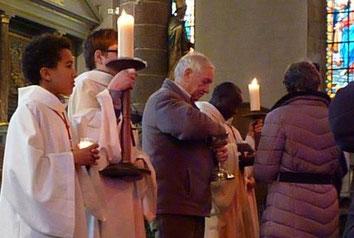 4-Liturgie eucharistique (St Mathieu)