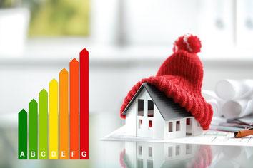 """Beim Begriff """"Energiesparen"""" denken wir zunächst oft an veraltete Haushaltsgeräte mit zu hohem Stromverbrauch und Energiesparleuchten. Mehr als zwei Drittel der Energie in unseren Häusern werden jedoch für das Heizen verbraucht."""