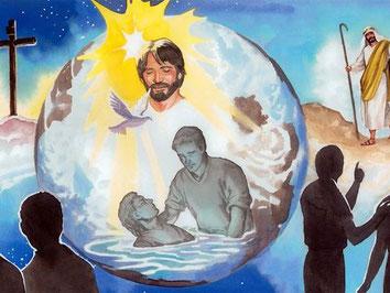 Les apôtres ont comme mission d'enseigner, ils apportent une réelle espérance aux personnes sincères. Allez, faites de toutes les nations des disciples, baptisez-les au nom du Père, du Fils et du Saint-Esprit et enseignez-leur à mettre en pratique...