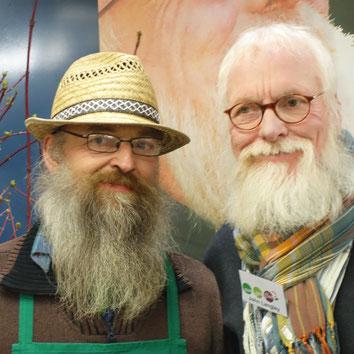 Kollege Bernd Pooch und John Langley Trendscouts?