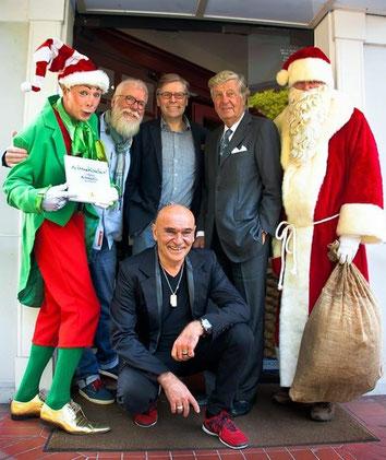 """""""Weihnachtsleben – Prominente & Ihre Weihnachtsgeschichten"""""""