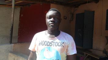 Schulbeitrag für Abdoulaye
