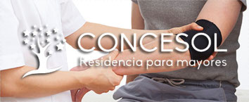 Fisioterapia Residencia Mayores Concesol