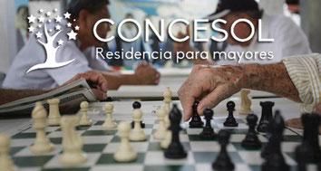 Estimulación Cognitiva Residencia Mayores Concesol