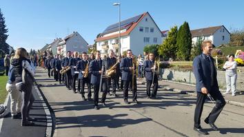 Umzug 60 Jahre MV Einsingen 2016