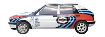 lancia delta 16v integrale grafica completa sponsor martini sportline edition 1991 pubblimais