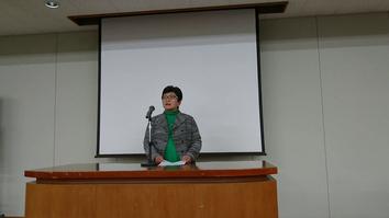 開催挨拶 JL東北海道協同組合 副理事 戸出優子 様