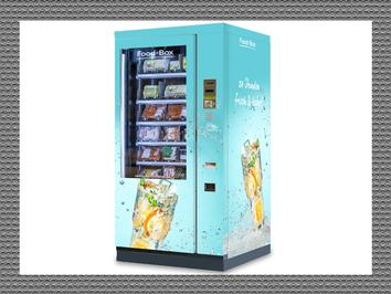 Getränkeautomaten am Arbeitsplatz