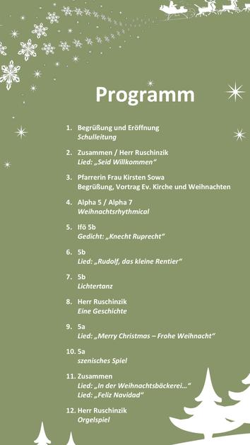 In Der Kirche Webseite Der Hauptschule Am Dahlbusch