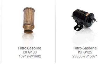 filtro gasolina montacargas mexico