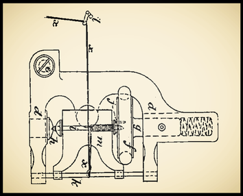 July 13, 1876 - GB 2.854 - Bobbin Winder Patent