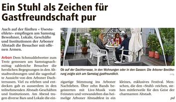 Oberthurgauer Nachrichten, 06.09.2018