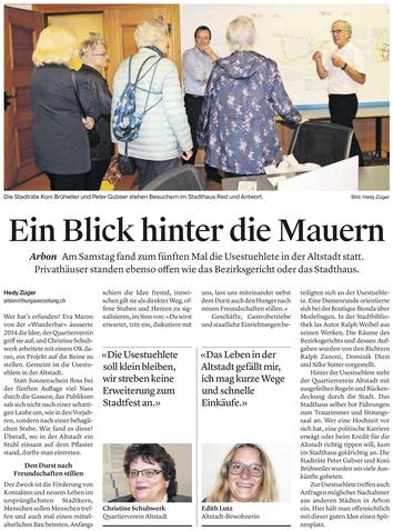Thurgauer Zeitung, 04.09.2018