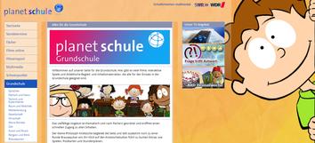 Startseite Planet Schule Grundschule