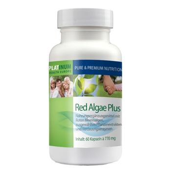 Bild: Red Algae Plus, Rote Meeresalgen, Immunsystem