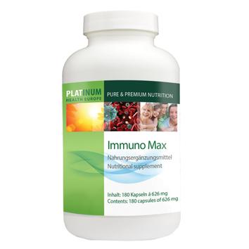 Bild: Immuno Max, Immunsystem, Erkältung, Grippe,